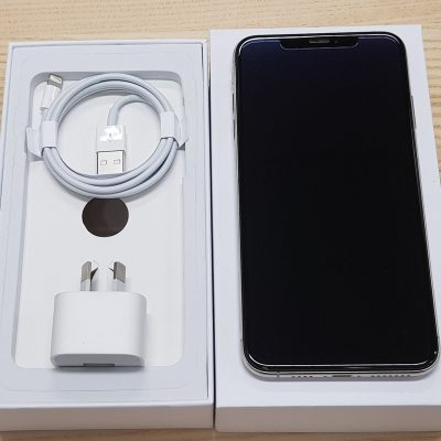 iPhone XS Max Silver - Excellent Grade